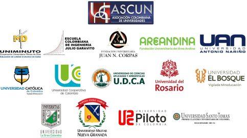 14 Instituciones asociadas - CAEI 2019