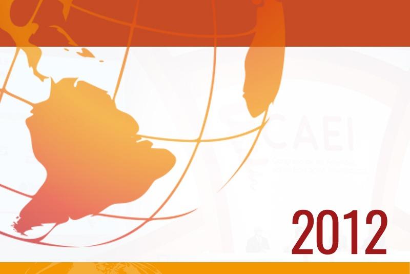 <strong>CAIE 2012 / BRAZIL- RIO DE JANEIRO</strong>