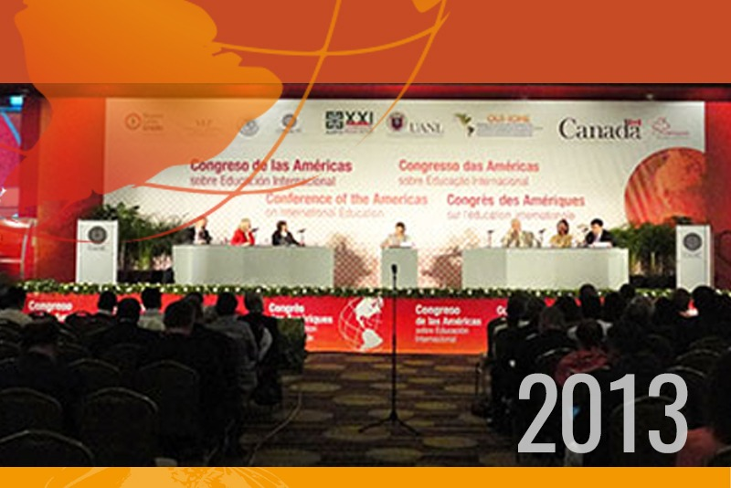 <strong> CAIE 2013 / MEXICO - MONTERREY </strong>
