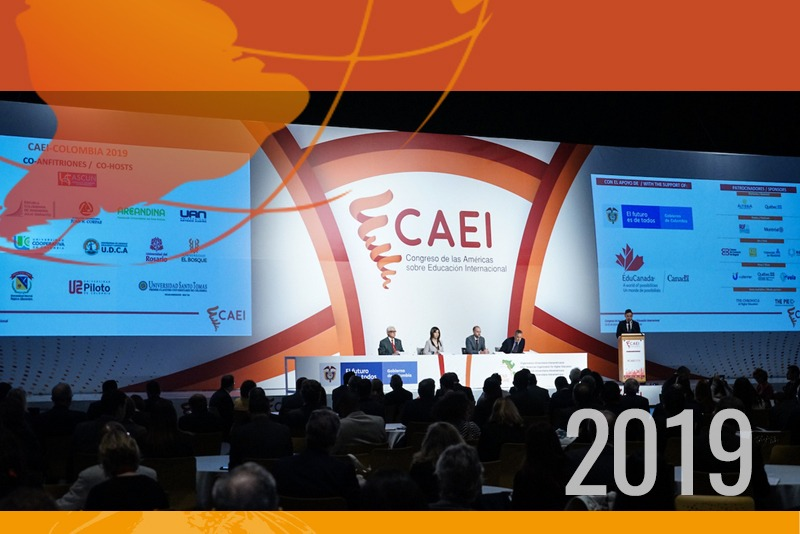 <strong> CAIE 2019 / COLOMBIA- BOGOTA </strong>